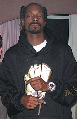 Snoop Dogg with Joe Rodeo Watch From ItsHot.com