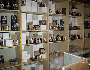 Wholesale Diamond Watches Showroom