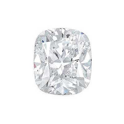 0.74CT. CUSHION CUT DIAMOND H SI1
