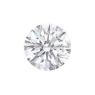 0.86CT. ROUND CUT DIAMOND E SI2