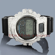 Casio Watches 6900 G SHOCK CZ Crystal Watch 5.25ct