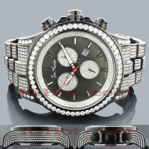 Hip Hop Watches: Joe Rodeo Mens Diamond Watch 26.70