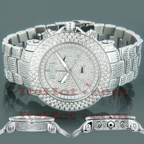 Iced Out Watches Joe Rodeo Junior Diamond Watch 22ct