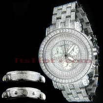 Mens Iced Out Watches Benny Co Watch 17.0ct VS Mens