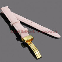 Polyurethane Watch Bands for Joe Rodeo Watches 14mm Pink