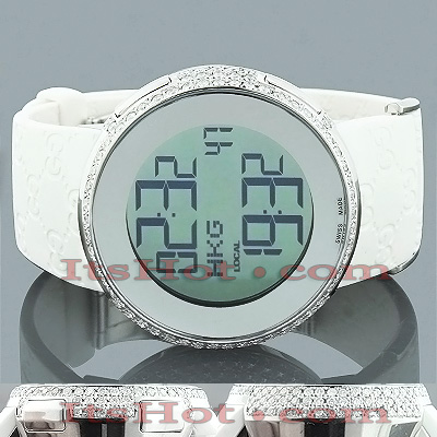Diamond Gucci Watches Ladies Diamond Watch 3ct
