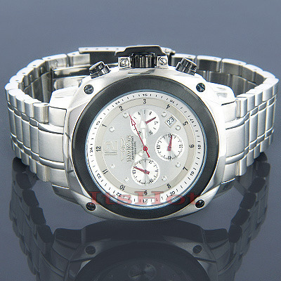 Mens Invicta Watches Signature Chronograph Watch